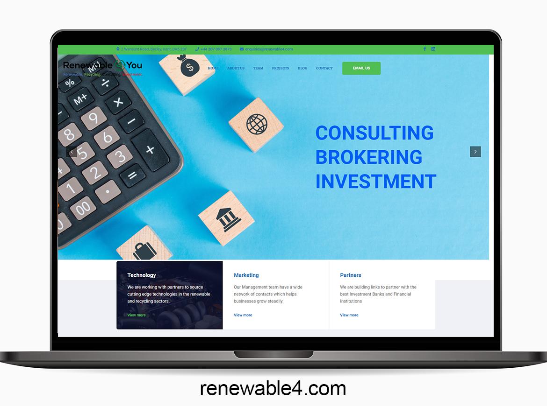 Website Development UK
